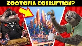 Zootopia Sloth  & Mafia Corruption? Crazy Zootopia Theories That Change Everything
