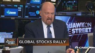 Bear market is mauling stocks, says Jim Cramer