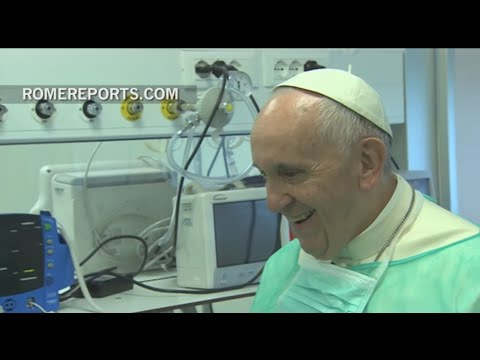All about Pope Francis' visit to a hospital for babies