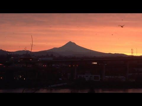 Portland traffic, weather and Mt. Hood cam