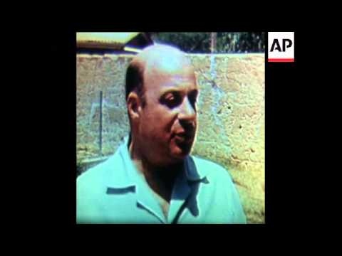 SYND 31 7 74 INTERVIEW WITH CYPRUS LEADER OF TURKISH CYPRIOT COMMUNITY, RAUF DENKTASH
