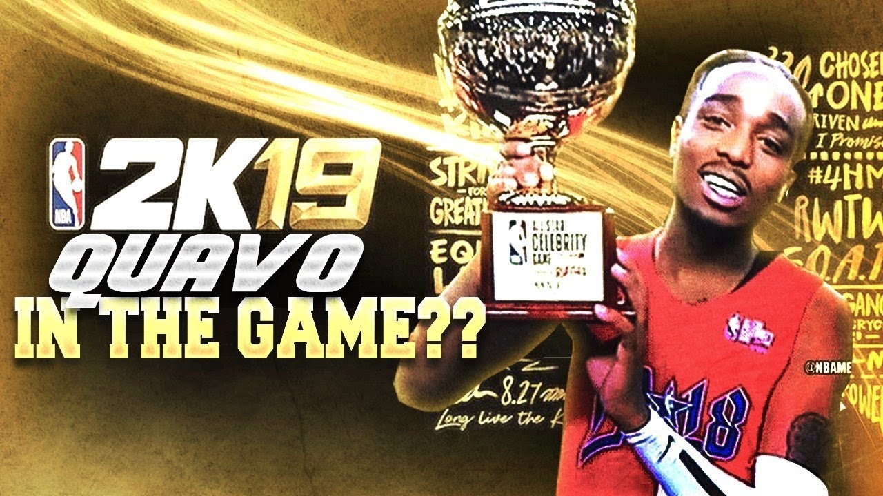 b947638043c1 NBA 2K19 NEWS QUAVO FROM THE MIGOS IN 2k19   LEAKED! - YouTube