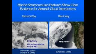 Commerical Aircraft Chemtrails - Stratocumulus Decks - labs for inadvertent & planned cloud seeding