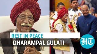 MDH owner Mahashay Dharampal Gulati dies at 97, Delhi CM pays tribute