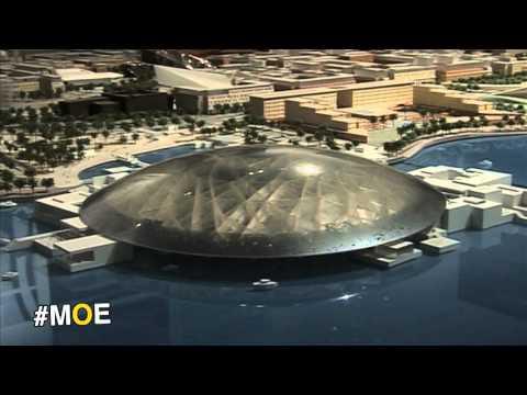 """#MOE - """"Louvre Abu Dhabi : une vision universelle de la culture"""""""