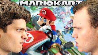 Mario Kart 8 (100cc) | Jordan vs. Josh