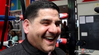 ANGEL GARCIA SAYS ERROL SPENCE SHOULD'VE DESTROYED SMALLER MIKEY GARCIA! TELLS HILARIOUS STORY