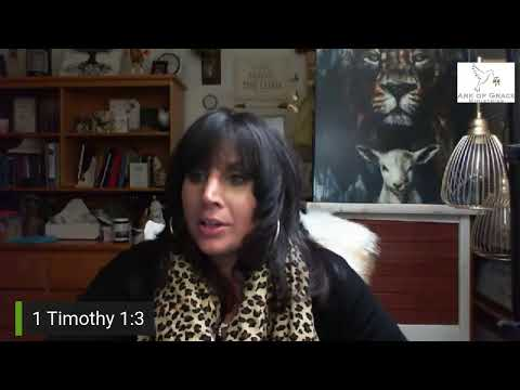 READ THE BIBLE WITH Amanda Grace: REVELATION CHAPTER 2 THE CHURCHES PART 1