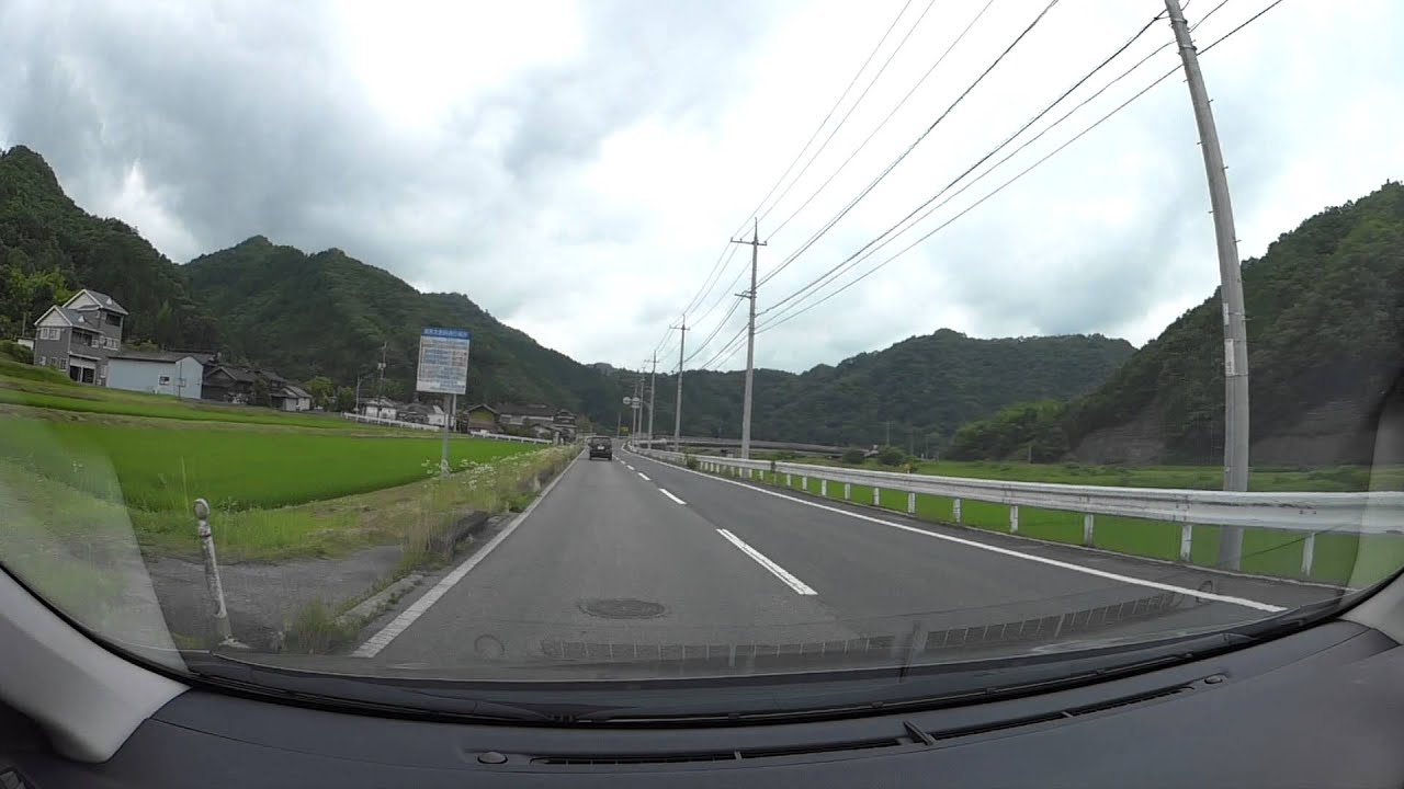 岡山県道5号作東大原線、R373-R1...