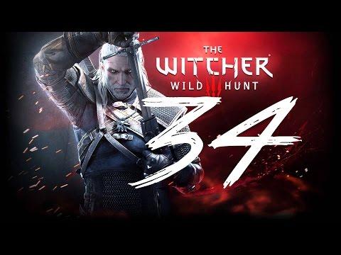Прохождение The Witcher 3 Wild Hunt #34 Банька