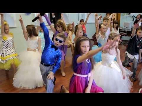 Опа 5 класс Гимназия 8 Хабаровск - Лучший выпускной начальной школы  - PSY Gangnam Style