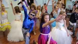 Опа 5 класс Гимназия 8 Хабаровск - Лучший выпускной начальной школы !!! - PSY Gangnam Style(75 ребят - из 4А, 4Б и 4В классов гимназии 8 г.Хабаровска - лучшие !!!, 2013-07-22T16:52:49.000Z)