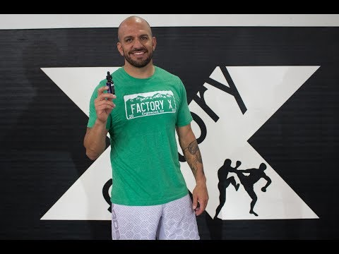 MMA Coach Marc Montoya Talks About His Research on Receptra Naturals Hemp Extracts