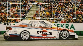 The history of Alfa Corse in DTM Championship - by Davide Cironi (SUBS)