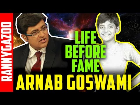 Arnab goswami biography- Profile, bio, family, age, wiki, biodata & Republic TV - Life Before Fame