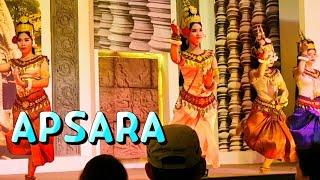 [해외영상21] Apsara Dance 캄보디아 압사라…