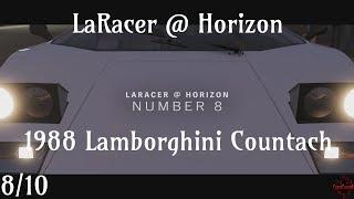 LaRacer @ Horizon #8: Test Drive - Forza Horizon 4 - 3 Star Race
