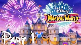 Disney Magical World - Part 1: Prologue (1/3)