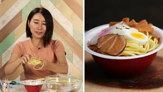 Professional Chef Makes A DIY Fake Food Sample