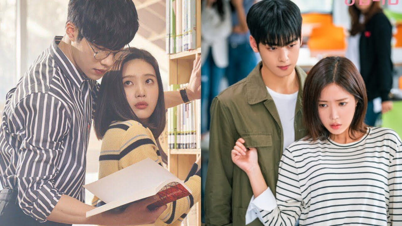 My Top 10 Korean Dramas Of 2018 Youtube
