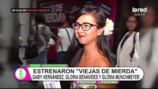 Apoyando el teatro chileno: Intrusos estuvo en el estreno y backstage de Viejas de Mierda thumbnail