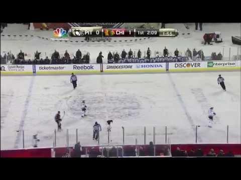 Chicago Blackhawks vs. Pittsburgh Penguins March 1st 2014