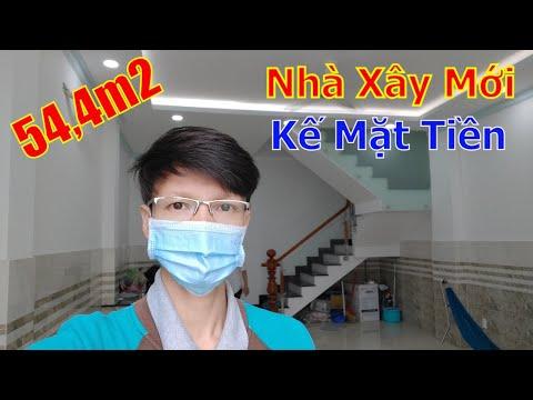 Livestream Bán Nhà Kế Mặt Tiền Lê Quang Định Quận Bình Thạnh, Mới Xây Rất Đẹp