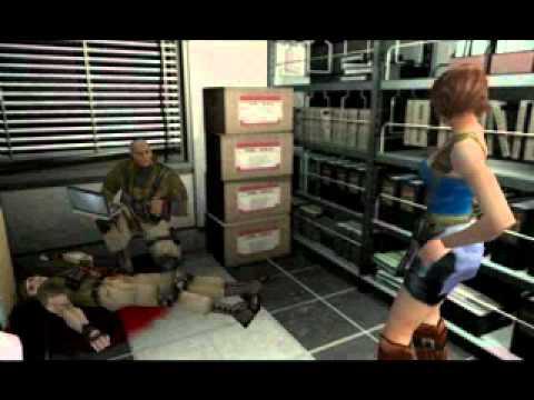 Resident Evil 3(Part6)Mixed Oil