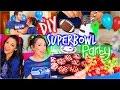 DIY Super Bowl Party | Decor, Treats, Outfits + Essentials!