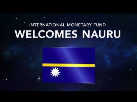 Nauru Joins the IMF as 189th Member