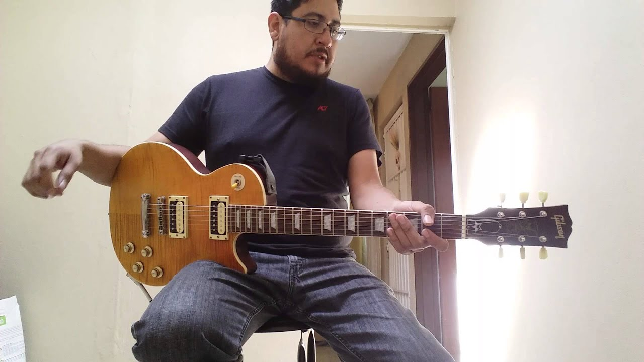 test parativo gibson usa les paul std vs gi with loop