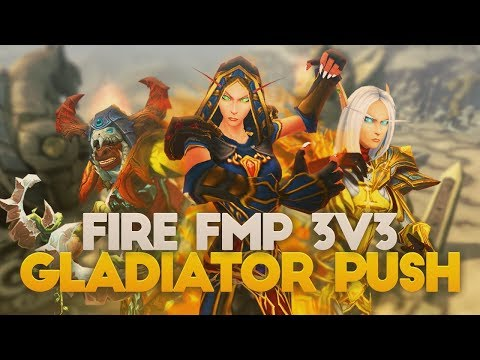 Fire Mage Road To Gladiator Legion Season 4
