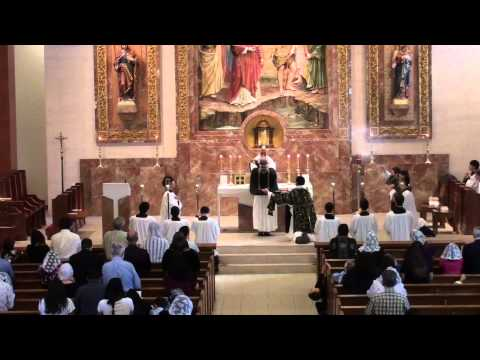 Complete Latin Requiem Solemn High Mass HD Traditional EF All Souls 02 November 2013