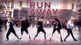 [K POP IN PUBLIC] TXT - Run Away | NBF Dance Cover (SPAIN)