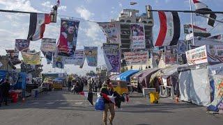 Irak sigue sin primer ministro y más caos en las calles