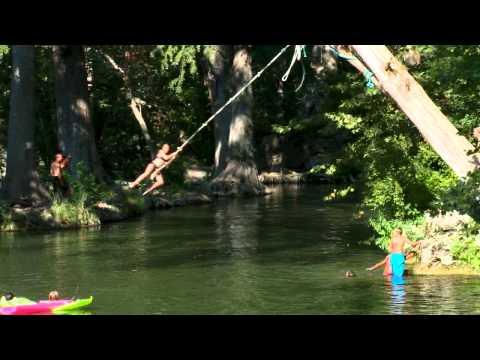 Krause Springs, Spicewood, TX  The Daytripper
