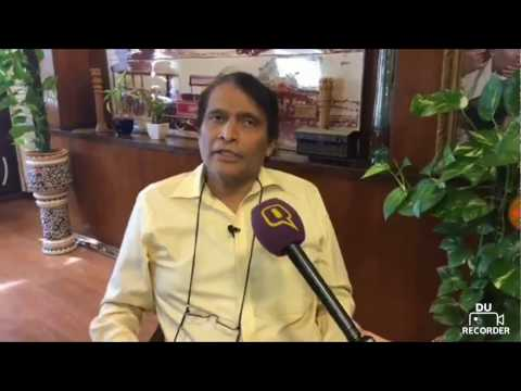 Railway Minister Mr. Suresh Prabhu about RRB NTPC Stage 2 results