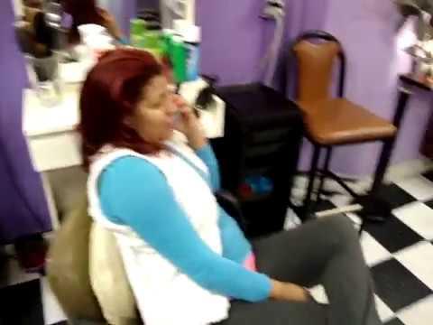 New Dominican Beauty Salon.......nice!!!!!!
