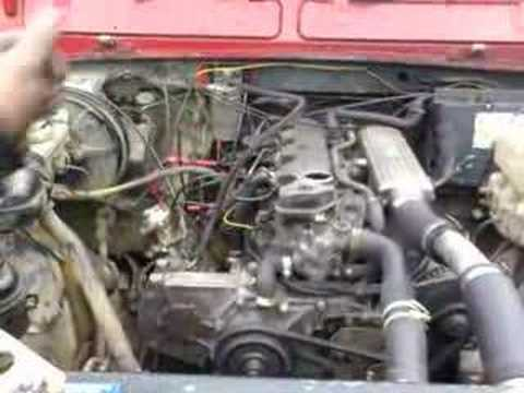 land rover discovery 200tdi engine in a defender 90 starts first