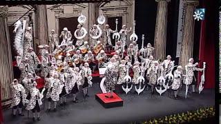 Coro - Allegro Molto Vivace | Actuación Completa | FINAL | Carnaval 2011