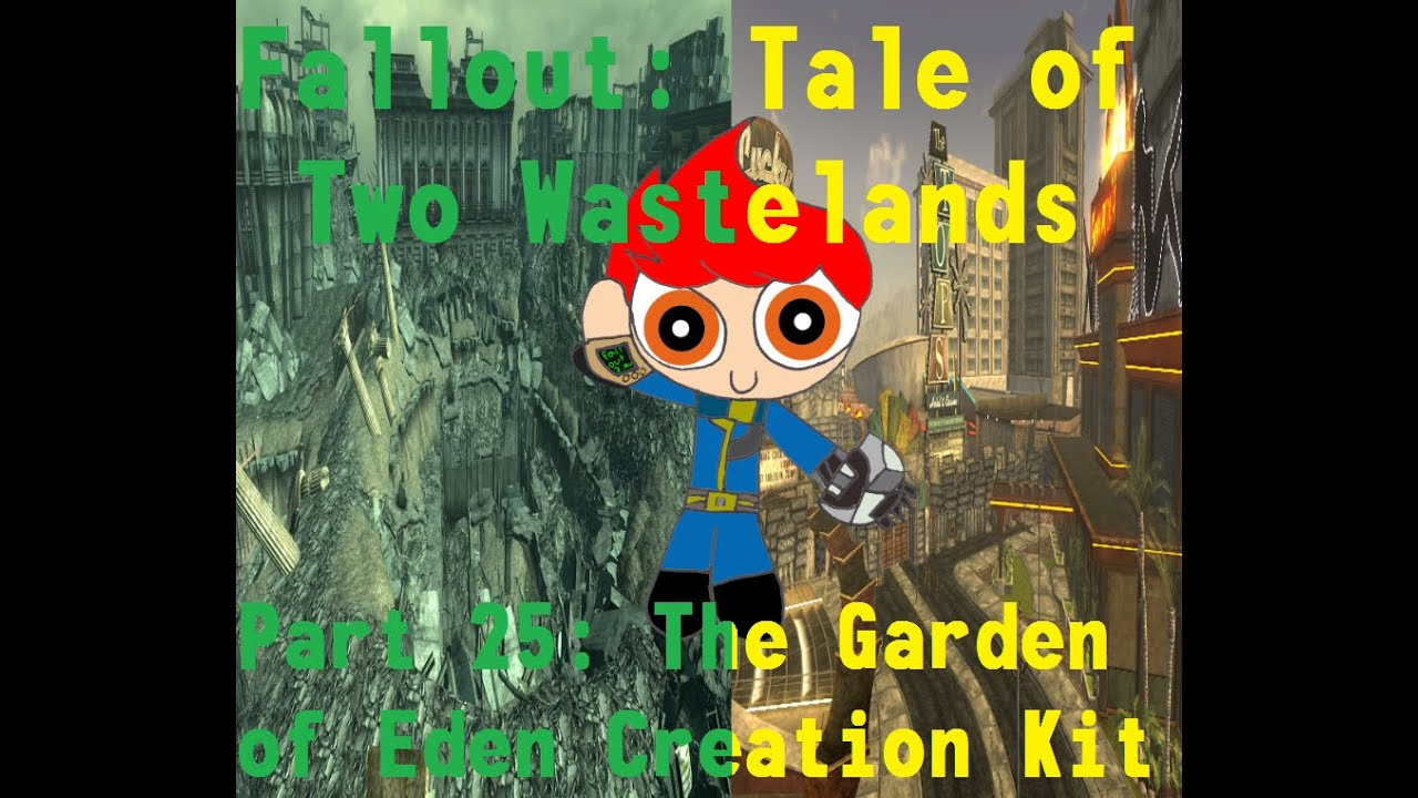 Fallout Tale Of Two Wastelands Part 25 The Garden Of Eden Creation Kit Youtube