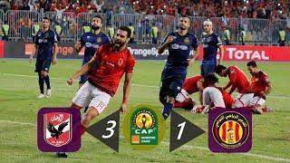 Al Ahly 3 X 1 Esperance de Tunis