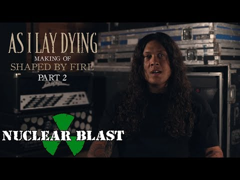 AS I LAY DYING - The Making Of Shaped By Fire: PART 2 - Writing And Recording (OFFICIAL INTERVIEW)