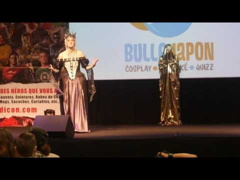 related image - Paris Manga 22 - NCC American Session Samedi - 04 - Blanche Neige et le Chasseur