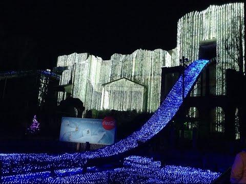 Christmas Town 2014 Busch Gardens Williamsburg Full HD Experience