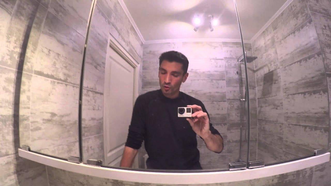 #8A4141 Rénovation D'une Petite Salle De Bain (réalisée Par La  2835 petite salle de bain youtube 1920x1080 px @ aertt.com