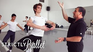 How a Fear of Dance Injury Can Be Paralyzing | Ep 4, Strictly Ballet 2