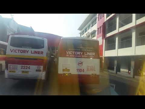 Olongapo victory liner terminal