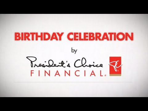 PC Financial Celebrates its 15th Birthday | PC Financial