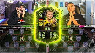 FIFA 21: REUS RULE BREAKER Squad Builder Battle 🔥🔥 Proownez vs Wakez